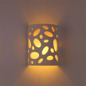 Sixu Plaster Wall Lamp Hr-1029 pictures & photos