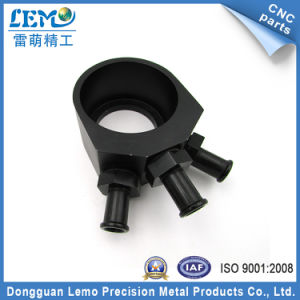 Precision CNC Machinery Parts with Balck Anodized (LM-1166A) pictures & photos