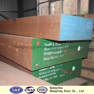 1.2738/P20+Ni/3Cr2NiMo Hot Rolled Plastic Mould Steel Plate pictures & photos