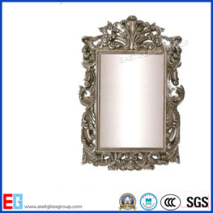 Mirror Glass Wholesale 3mm 4mm 5mm 6mm Aluminum Custom Mirror pictures & photos