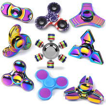 2017 Hot Anti-Stressmetal Fidget Spinner Hand Spinner pictures & photos