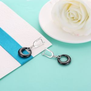 Fashion Sterling Silver Ceramic Earring 925 Sterling Silver Earrins Popular Earrings pictures & photos