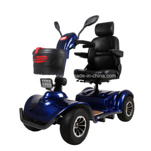 24V 1000W Brush Scooter with Ce pictures & photos