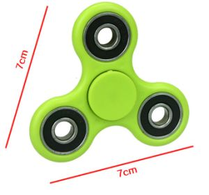 Hand Spinner Fingertips Spiral Fingers Fidget Spinner EDC Hand Spinner Acrylic Plastic Fidgets Cube Depression Toys Gyro Toys DHL Free pictures & photos
