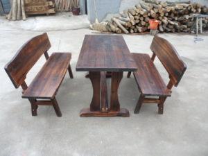 Outdoor Furniture Teak Wood Design Sofa Set Furniture pictures & photos
