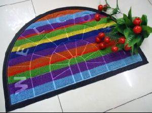 Durable Cheap Customized Floor Mat Anti-Slip Custom Rubber Door Mat pictures & photos
