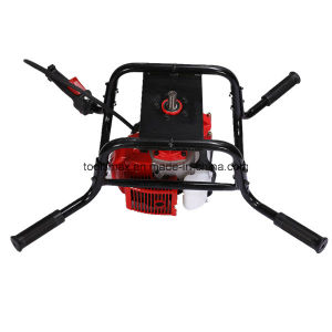 62cc Easy Start Two Operations Stable Quality Gasoline Earth Auger pictures & photos