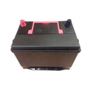 80d26L 12V70ah Maintenance Free Lead Acid Rechargeable Storage Car Battery pictures & photos
