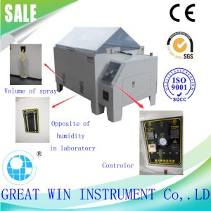 Usage and Electronic Power Auto Salt Spray Test Chamber (GW-032) pictures & photos