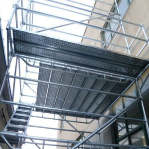 British Standard Ring Lock Scaffolding Formwork System pictures & photos