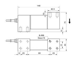 Single Point Load Cell (8) pictures & photos