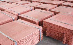 High Quality Electrolytic Copper Cathode 99.99 with Facotry pictures & photos
