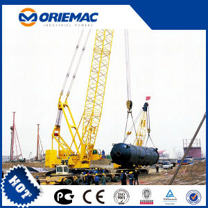70 Ton Construction Machinery Hydraulic Mobile Crawler Crane pictures & photos