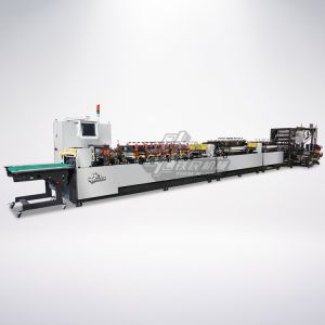 Zipper Bag High Speed Bag Making Machine HD-600ull pictures & photos
