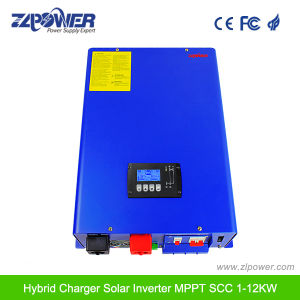 Pure Sine Wave Solar Power Inverter with MPPT Solar Controller pictures & photos