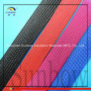 Braided Expandable Cable Loom Auto Harness Wire Sleeving 20mm pictures & photos