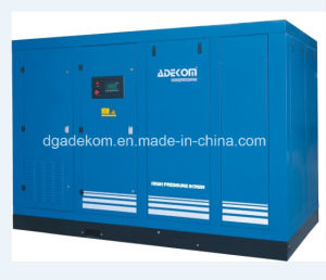 High Pressure Pharmaceutical Industry AC Power Screw Air Compressors (KHP185-25) pictures & photos