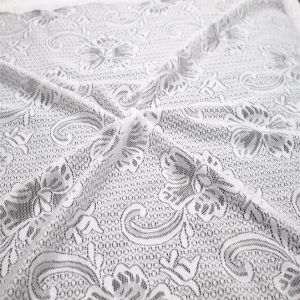 High Quality Knitted Jacquard Lace pictures & photos