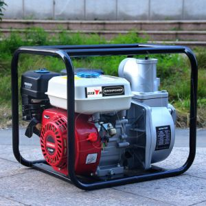 Bison (China) Factory Price BS30 196cc 6.5HP 3 Inch Home Use Portable Gasoline Water Pump Dealers in Kenya pictures & photos