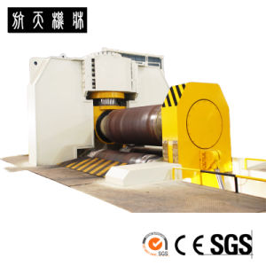 Full Hydraulic Three-Roll Variable Geometry Bending Rolls W11XB-25*2500b Rolling Machine pictures & photos