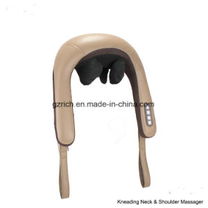 New Arraival Kneading Neck and Shoulder Massager pictures & photos