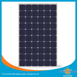200W Photovoltaic Poly Solar Cell Panel Module with Factory Price pictures & photos
