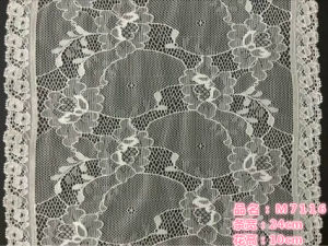 24cm Width Stretch Lace (with oeko-tex certification) pictures & photos