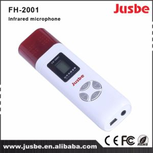 Fh-2001 LCD Display Wireless  Infrared Microphone  pictures & photos