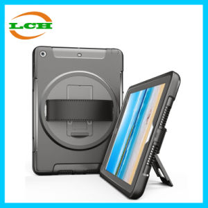 """360 Degree Rotating Kickstand Tablet Case for New iPad 9.7"""" pictures & photos"""