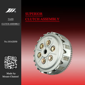 Quantity Assured Ta450 Clutch Assembly for 450, 500cc Dirt Bike pictures & photos