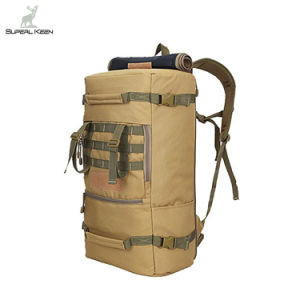 Outdoor Camouflage Multifunctional Luggage Bag Waterproof Large Capacity Military Tactical Hunting Backpack pictures & photos