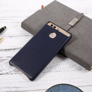 Leather Cell Phone Case for Huawei P9 pictures & photos