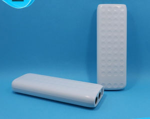 Hot-Selling 10000mAh Mobile Power Bank with 2 LED Flashlight for Smart Phone pictures & photos
