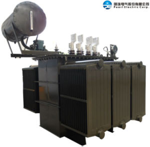 Oil-Immersed Distribution Transformer with Panel-Type Radiator pictures & photos