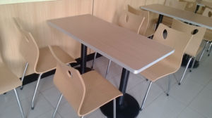 Hot Sale Restaurant Fast Food Furniture pictures & photos