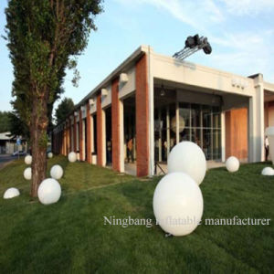 Waterproof PVC Inflatable LED balloon for Lighting on Yard pictures & photos