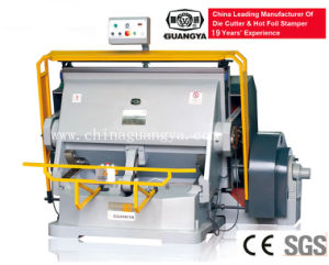 Creasing/Die Cutting Machine (ML-1300) pictures & photos