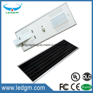 50W Smart Solar Streetlight Energy Saving LED Street Lighting pictures & photos