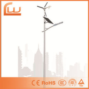 6m High 30W Power System LED Solar Wind Street Light pictures & photos
