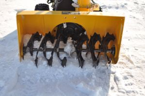 Gasoline 11HP Snow Blowers (STG1101QE-02) pictures & photos
