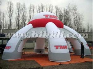 Unique Design Inflatable Dome Tent, UFO Inflatable Spider Tent K5116 pictures & photos