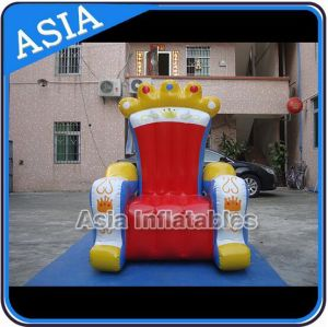 Promotional Outdoor Cheap Inflatable Furniture, Outdoor Inflatable Air Furniture Sofa pictures & photos