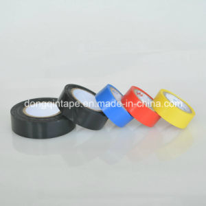 High Adhesion PVC Material Electrical Insulation Tape for Safety pictures & photos