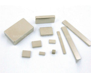 Super Strong N50 Nickel Plated Small Sintered Permanent Neodymium Magnets pictures & photos
