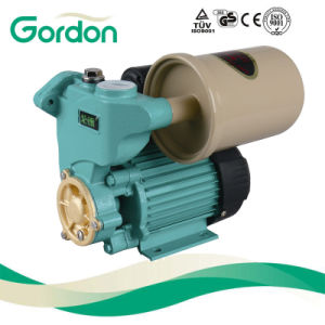 Gardon Electric Brass Impeller Clean Water Pump with Pipe Fitting pictures & photos