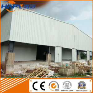 Automatic Chicken Processing Plant with Prefab Building pictures & photos