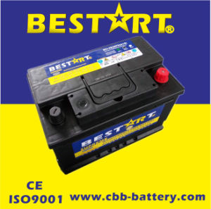 Bci-48 12V SMF Automotive Car Battery 66ah pictures & photos