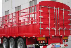 H: 1.6 Meter Warehouse Column Semitrailer pictures & photos