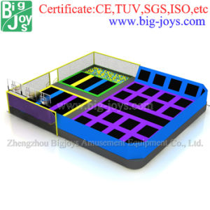 New Design Indoor Trampoline Park for Sale (BJ-TR06) pictures & photos