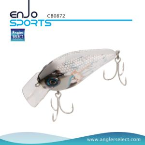 Deep Diving Fishing Tackle Lure with Bkk Treble Hooks (CB0872) pictures & photos